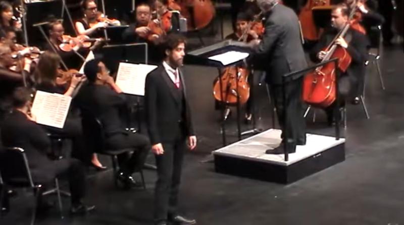 Se vuol ballare, Le Nozze di Figaro, Mozart